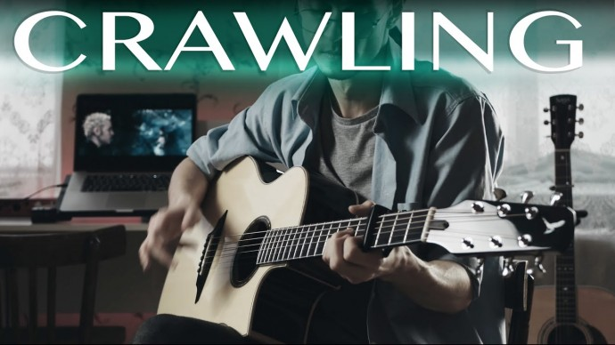 Linkin Park - Crawling⎪Fingerstyle guitar