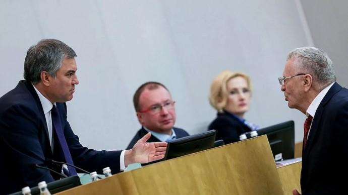 Срочно! Госдума ОТВЕТИЛА Жириновскому на ЗАДЕРЖАНИЕ Фургала