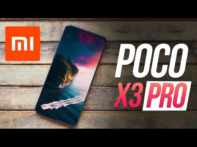 Poco X3 Pro и старт Xiaomi Redmi Note 10