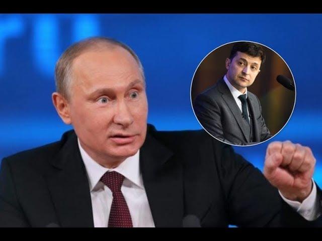 """Срочно! ВАЖНОЕ заявление Путина о """"ДРУЖБЕ"""" с Зеленским и МИРЕ на Украине"""