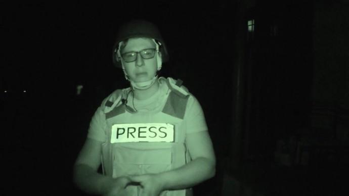 «Город непрестанно бомбят»: репортаж корреспондента RT из Степанакерта