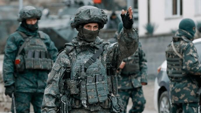 Жители Еревана о вводе российских миротворцев в Нагорный Карабах