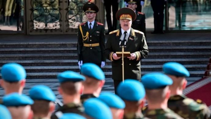 Обращение Лукашенко к военным Белоруссии. Полная версия