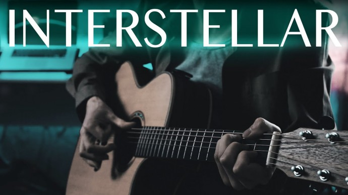 Hans Zimmer - INTERSTELLAR⎪Fingerstyle guitar