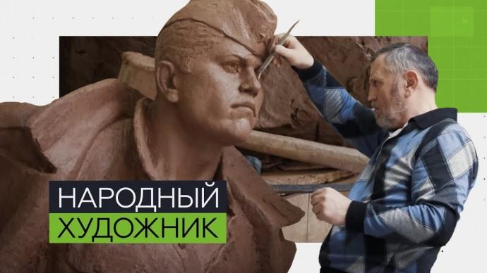 История художника Хизри Асадулаева, живущего в Минске и не теряющего связь с родиной