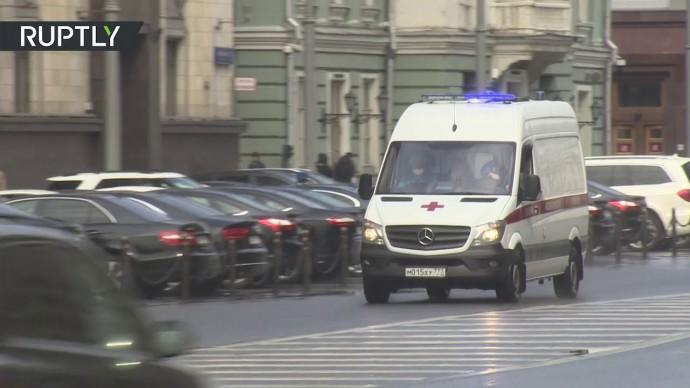 Самоизоляция в Москве: как выглядит столица после введения ограничений из-за коронавируса | день 12