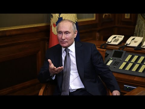 Путин рассказал, зачем написал статью об Украине