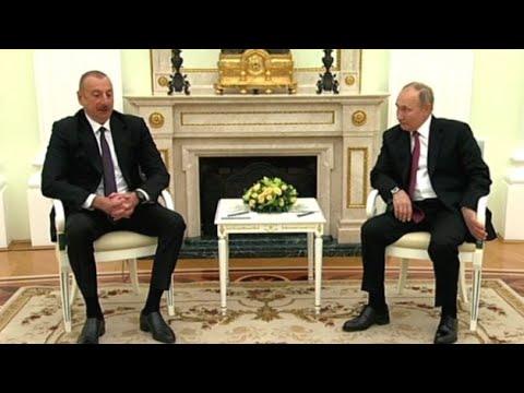 Срочно! Отдельное ЗАЯВЛЕНИЕ Путина и Алиева по Карабаху!