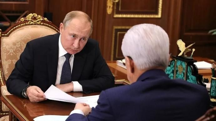 Путин сменил главу Дагестана