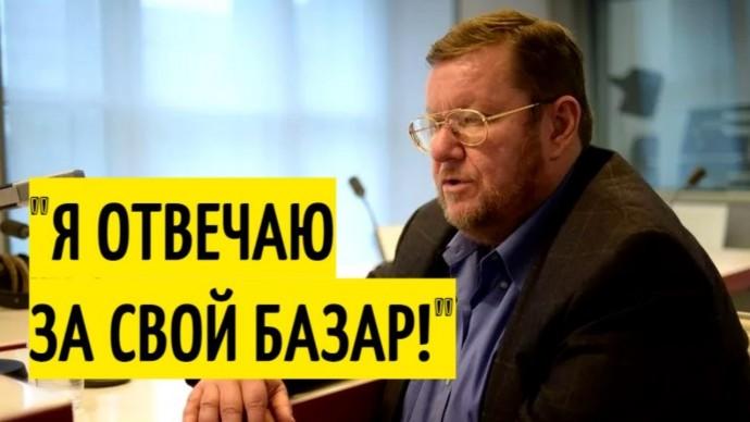 Сильное ИНТЕРВЬЮ! Сатановский рубит ПРАВДУ о Чубайсе и Ходорковском!