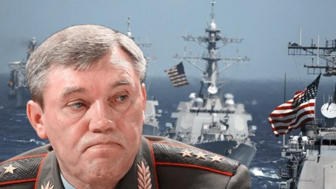 Россия выдвинула Соединенным Штатам ультиматум по Черному морю