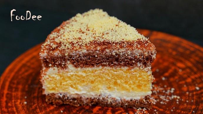 Торт Сметанник – самый простой и очень вкусный домашний торт! Сметанный торт рецепт