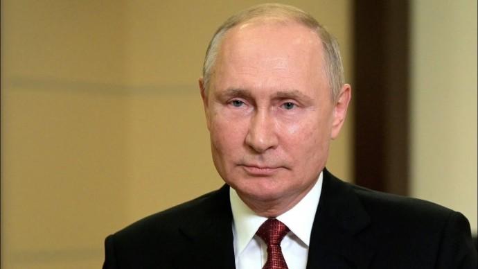 Владимир Путин обратился к россиянам накануне выборов