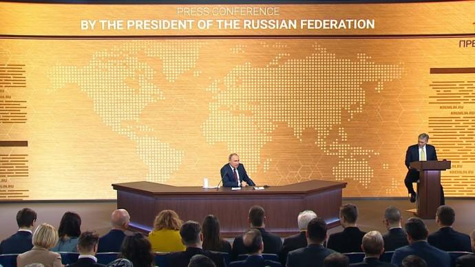 Путин о WADA