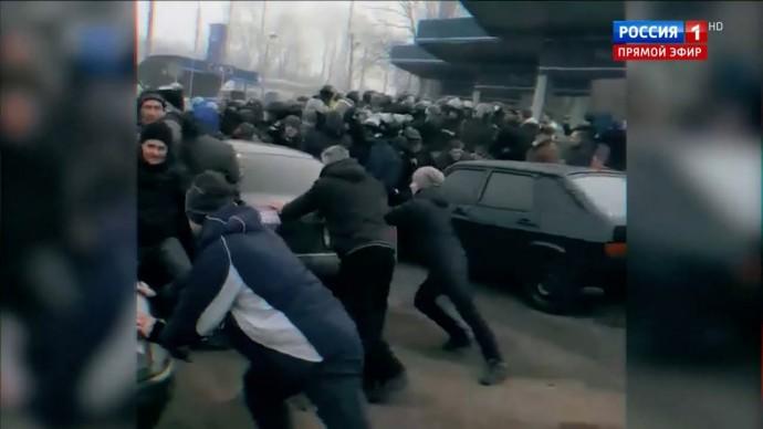 Срочно! По Украине ВСПЫХНУЛИ беспорядки! Что предпримет Зеленский??