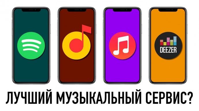 Выбираем лучший музыкальный сервис: Spotify, Apple Music, Яндекс.Музыка или Deezer?