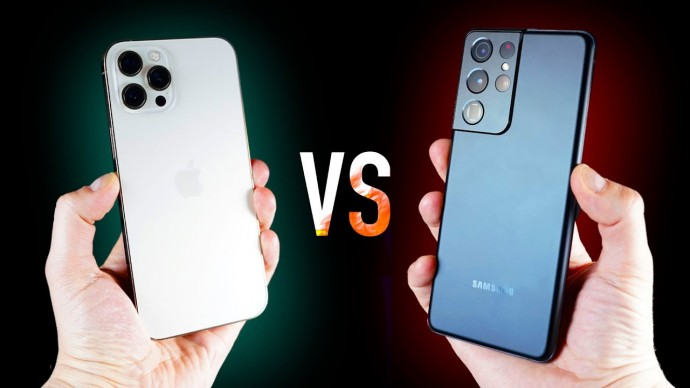 iPhone 12 Pro Max против Samsung Galaxy S21 Ultra. Спустя 2 месяца