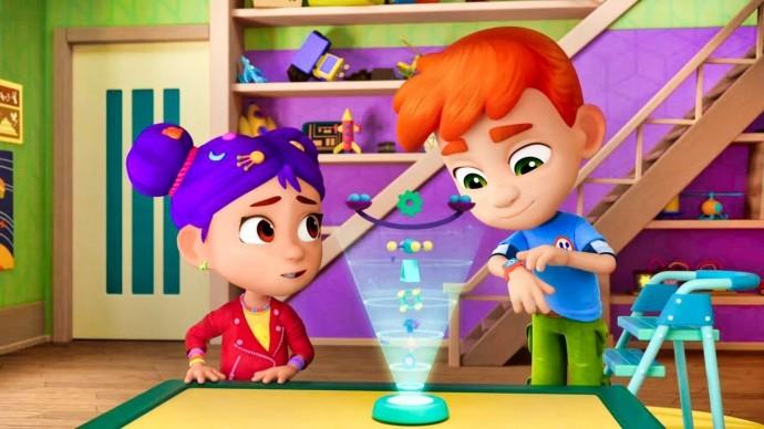 Ник изобретатель – История шпиона (41 серия). Мультсериал для детей – Ник изобретатель, вперед!