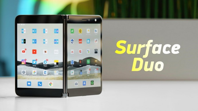 Обзор Surface Duo — ошибка от Microsoft и Google