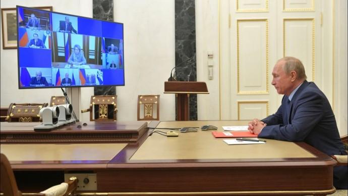 Карабах и ДСНВ: о чем говорил Путин на совещании Совбеза
