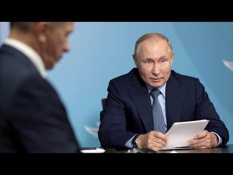 Путин одобрил идею модернизации Корсаковского порта на Сахалине