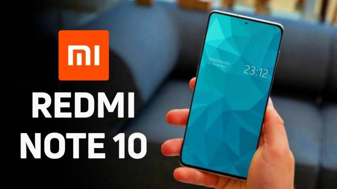 Xiaomi Redmi Note 10 уже ЗАВТРА