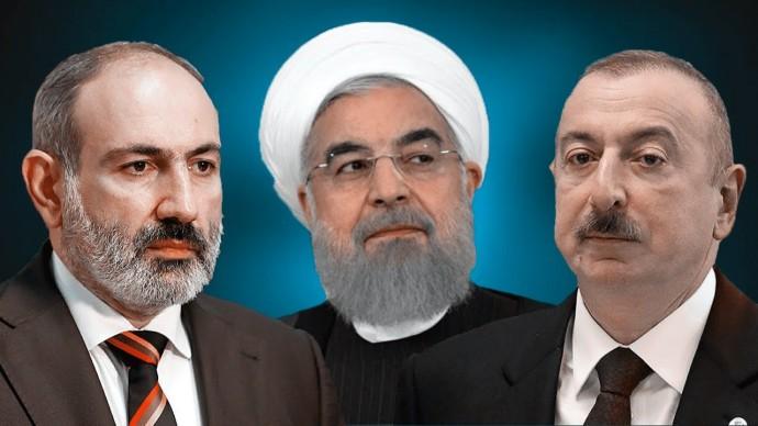 Иран сбил разведывательный дрон Армении, как и ранее БПЛА Азербайджана