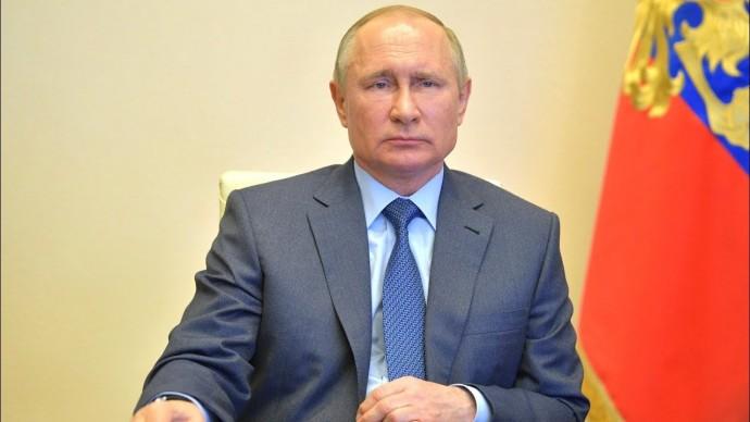 Владимир Путин провёл совещание с экспертами по ситуации с коронавирусом